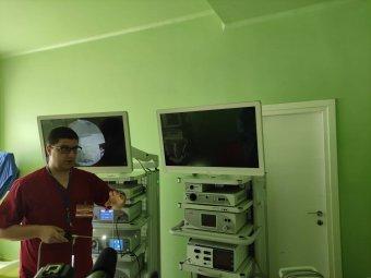 Hiánypótló orvosi készülékekkel gazdagodott a gyergyószentmiklósi kórház