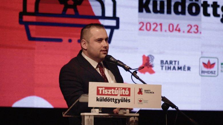 Újabb négy évig vezetheti a gyergyószéki RMDSZ-t Barti Tihamér