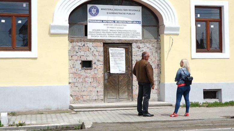 Új épületbe költözik a ditrói szakközépiskola, ősztől már oda várják a diákokat