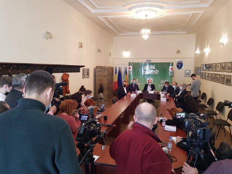 Gyergyószéki fejlesztési lehetőségekről egyeztettek a miniszterek