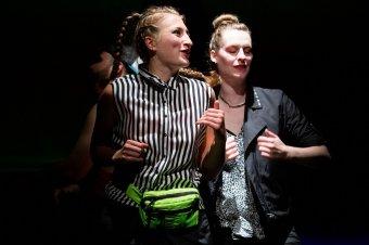 Házon kívül lehet megismerkedni a gyergyószentmiklósi színház budapesti színésznőjével