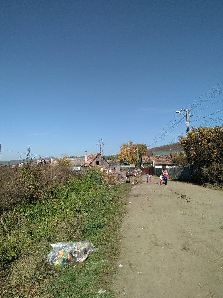 Takarítási akciót szerveztek a téglagyári romáknál