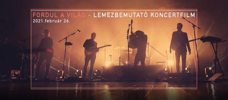 Különleges lemezbemutató streamkoncertje lesz a Bagossy Brothers Company-nek