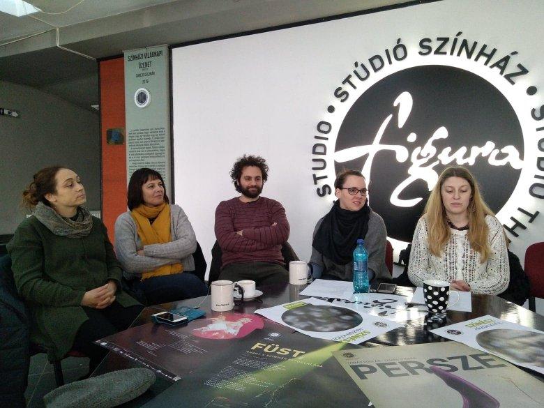 Programok a Figura Stúdió Színháznál: színész házon kívül, FiguRandi és szabadjegy-akció