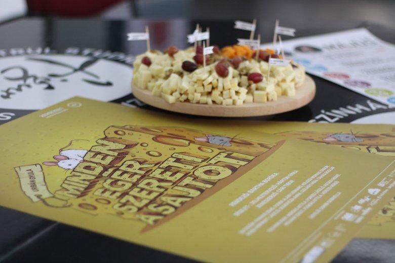 Minden egér szereti a sajtot – Gyerekelőadást mutatnak be a Figuránál