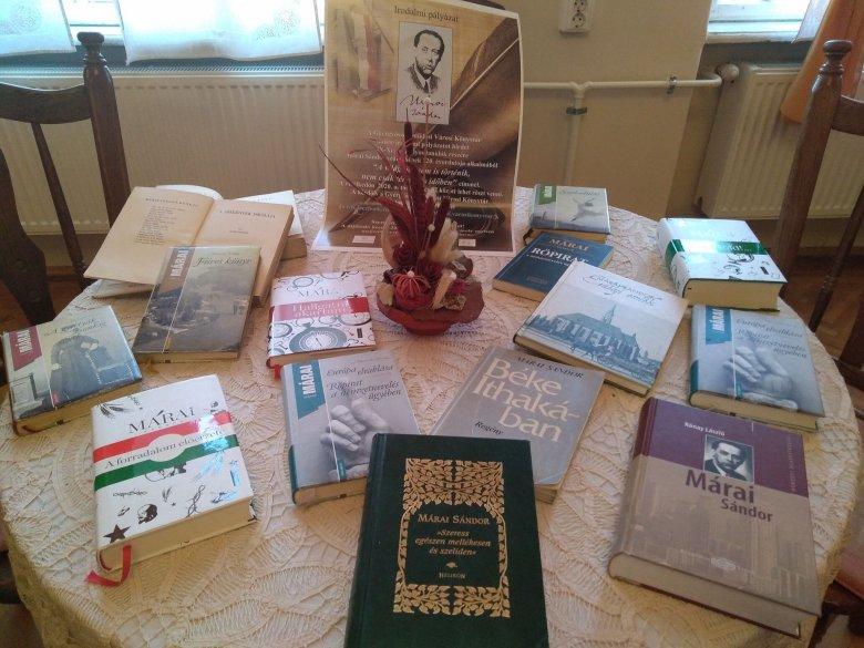 Márai Sándorról szóló online irodalmi vetélkedőt tartanak a gyergyószentmiklósi középiskolásoknak