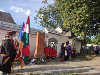 Az örményeket ünnepelték Gyergyószentmiklóson