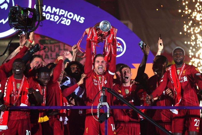 Bajnokavatás: a Liverpool ismét a csúcson