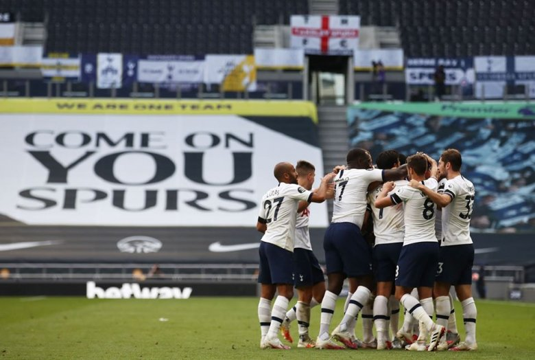 A Tottenham behúzta az észak-londoni derbit