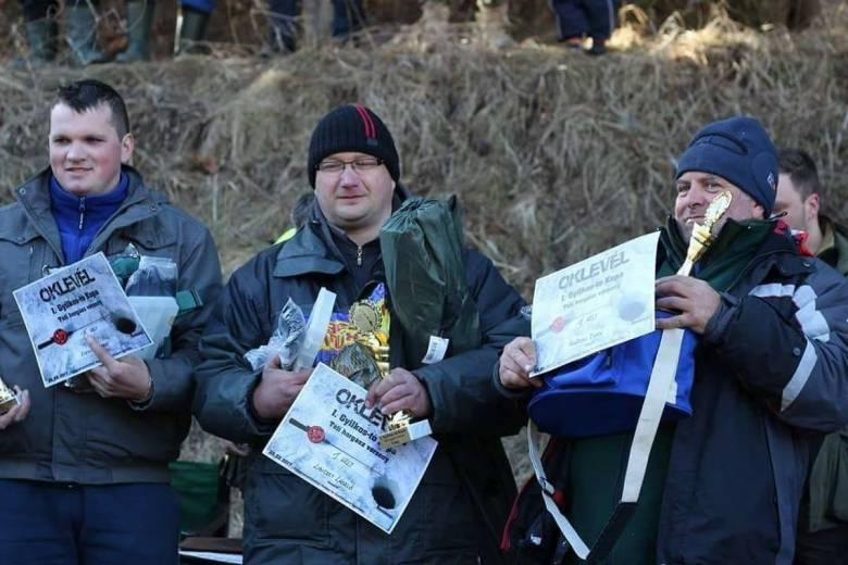 Libiczey László nyerte a horgászversenyt