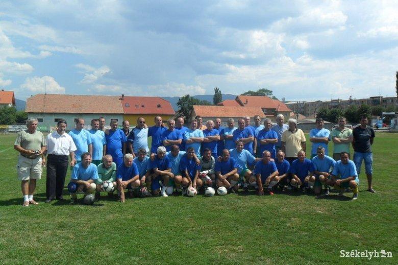 A százéves gyergyói labdarúgást ünneplik