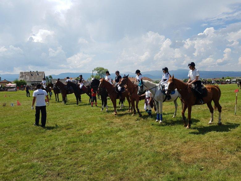 Folytatódik a ditrói lovashagyomány