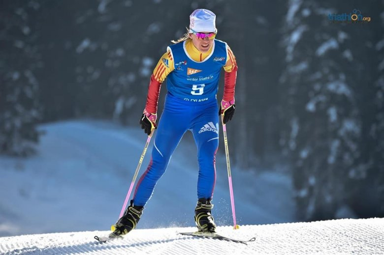 A gyergyószárhegyi Vakaria Edit világbajnoki bronzérmet szerzett