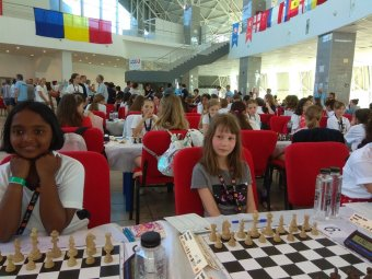A Kiss lányok újabb sakksikerei