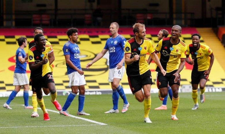 A Leicester és az Arsenal is botlott