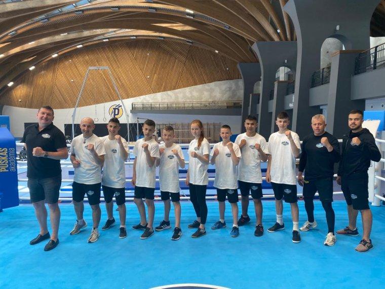 Székely bokszolók a magyar dobogó tetején