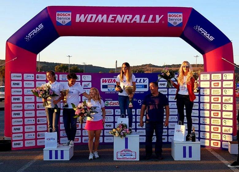 Új kihívásokat keres, jövőre a férfiak között is helytállna Gavrila Izabella gyergyói autóversenyzőnő