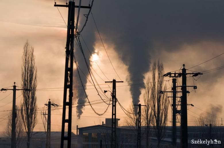 Újra az idei tél leghidegebb hőmérséklete Csíkszeredában
