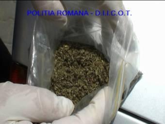 Drogot találtak az AUR szóvivőjénél a bukaresti parlament épületében