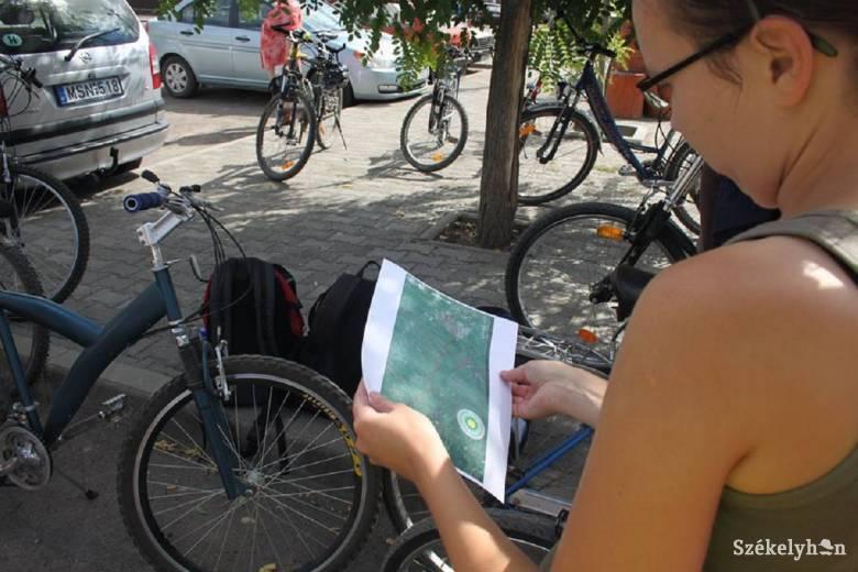 Évadnyitó biciklitúra a Nemere útján