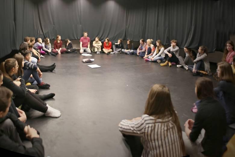 Színháznevelési projekt az Osonóval
