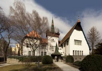 Holtponton a Székely Nemzeti Múzeum és a Gyárfás Jenő Képtár korszerűsítése