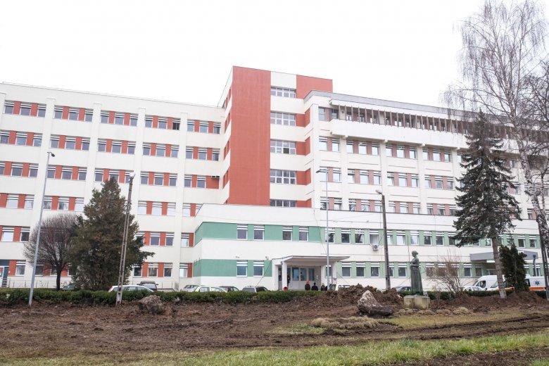 Jelentős fejlesztésekre készülnek a sepsiszentgyörgyi kórháznál