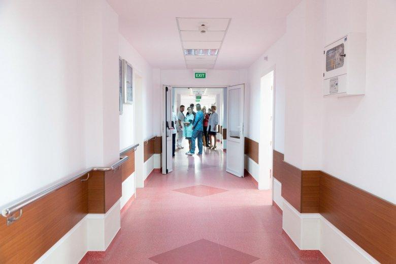 A sepsiszentgyörgyi kórház sürgősségi osztályának négy alkalmazottja koronavírussal fertőzött