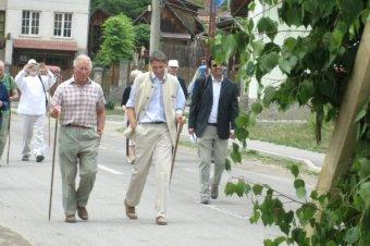 Erdélyről, a székelyekről is beszélt Károly herceg a román–brit diplomáciai ünnepségen