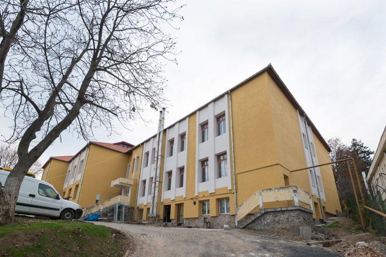 Újítják az egykori Kós Károly Szakközépiskola épületét