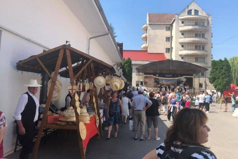 Hivatalosan megnyílt a turisztikai szezon Kovásznán