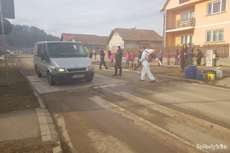Szigorúan lépnek fel, hogy ne terjedjen tovább a sertéspestis Kovászna megyében