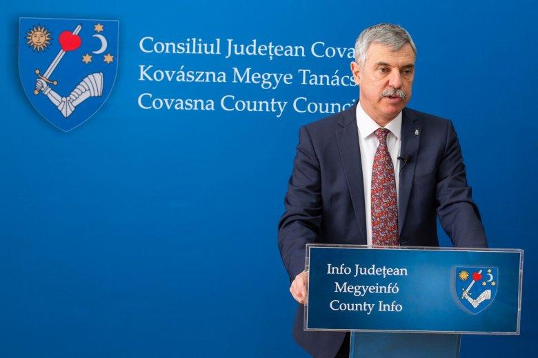 Elfogadták Kovászna megye költségvetését – mindenre jut pénz