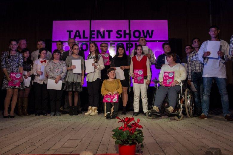 Bölöni és medgyesi siker a fogyatékkal élők zenei tehetségkutatóján