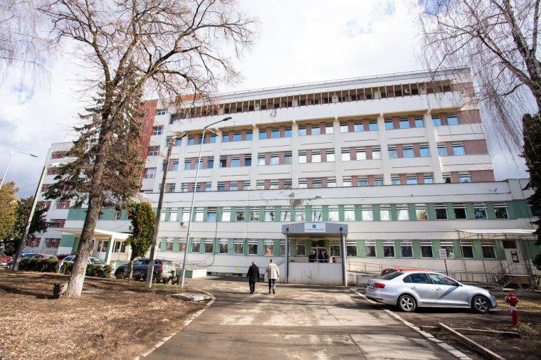 Tizennégy koronavírussal diagnosztizált beteg van a sepsiszentgyörgyi kórházban