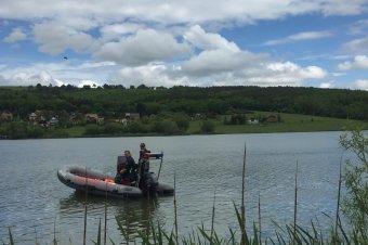 A Besenyői tóba fulladt egy férfi