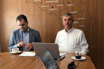 A sepsiszentgyörgyi magyar választók 5-6 százaléka szavazott román pártra