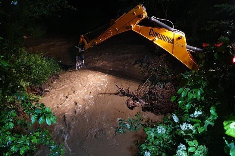 Kormánytámogatást kapott Kovászna megye a júliusi árvízkárok helyreállítására
