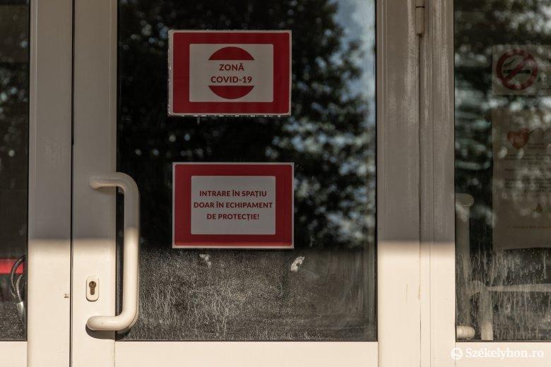 Koronavírus: egyetlen új esetet igazoltak Hargita megyében