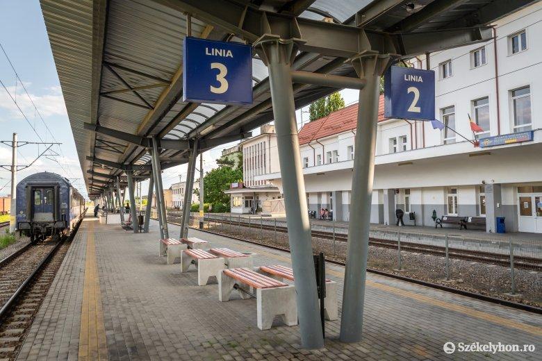 Koronavírussal diagnosztizálták a sepsiszentgyörgyi vasútállomás főnökét