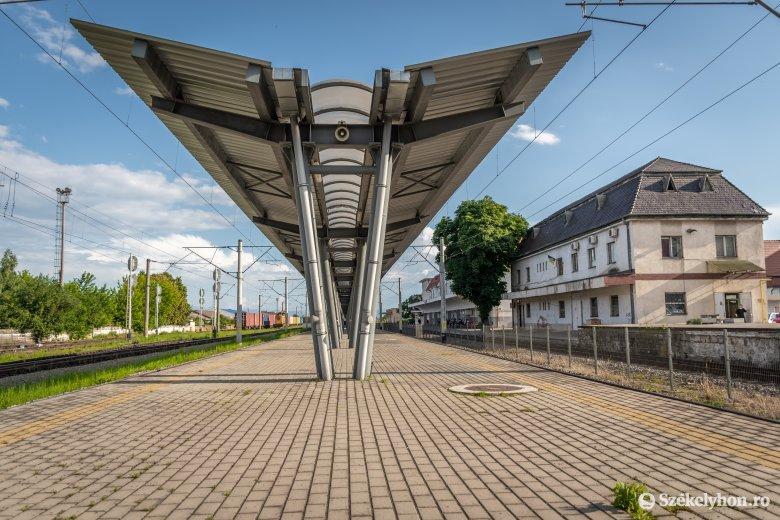 Halálra gázolt egy férfita Sepsiszentgyörgy irányába haladó vonat