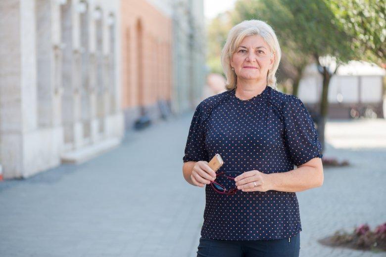 A tanügybe tér vissza Sztakics Éva Sepsiszentgyörgy leköszönő alpolgármestere