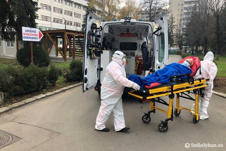 Tătaru Sepsiszentgyörgyön: gyorsteszteket kapnak a kórházak a hatékonyabb szűrésre