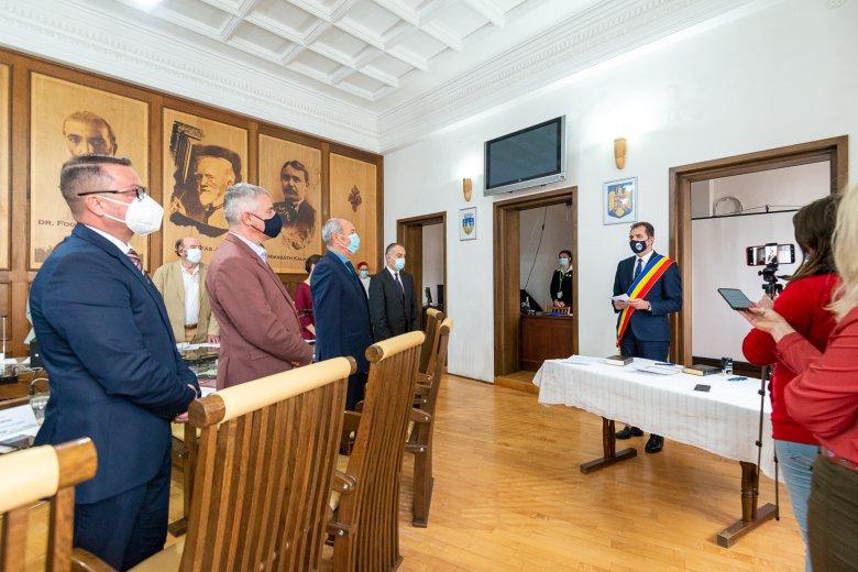 Antal Árpád: számomra a városvezetés öröm, szolgálat és felelősség