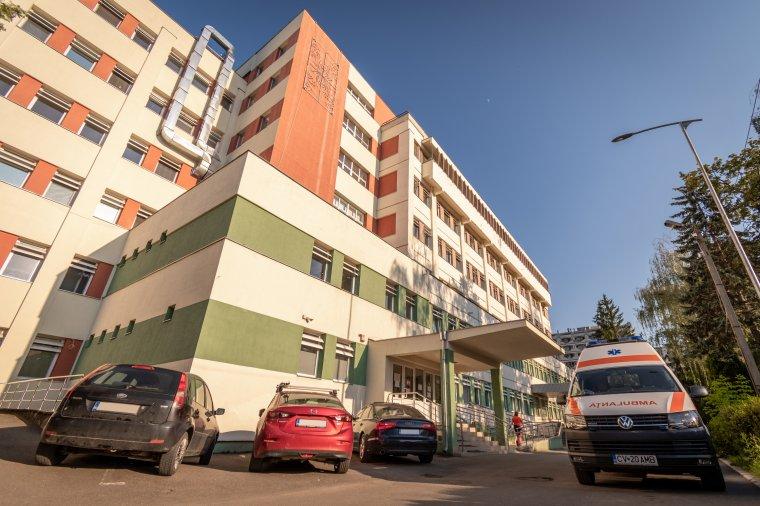 Megelőznék a kórháztüzet Sepsiszentgyörgyön