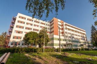 Három napja nem utaltak be koronavírus-fertőzöttet a sepsiszentgyörgyi kórházba
