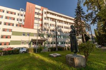 Csökken a sepsiszentgyörgyi kórházban ápolt koronavírus-fertőzöttek száma