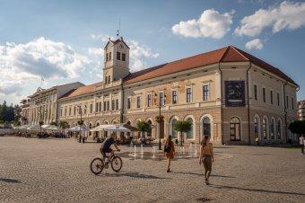 """Anyaországi segítséggel, Veszprém révén lesz """"kulturális főváros"""" Sepsiszentgyörgy"""