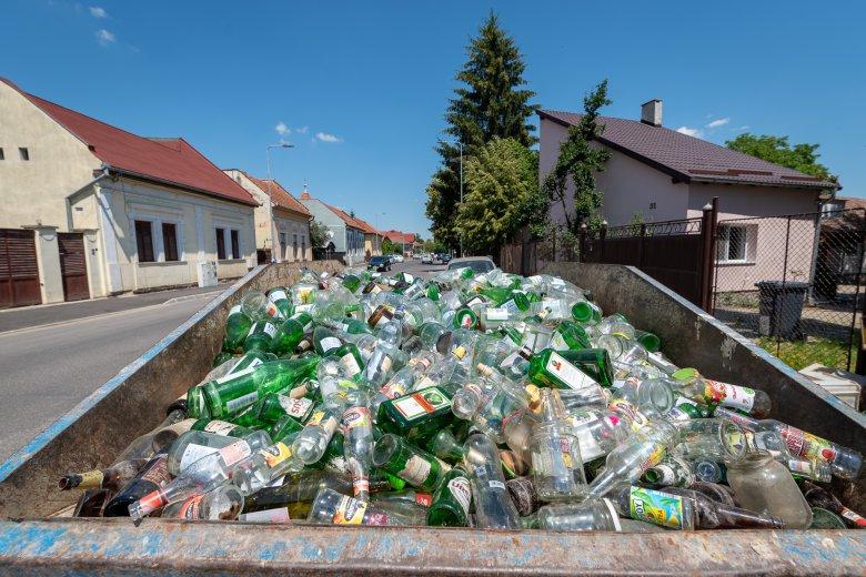 Nagy üveggyűjtést tartanak a Csíki-medencében