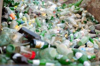 Csaknem 74 tonna begyűjtött üveg kerül újrahasznosításra